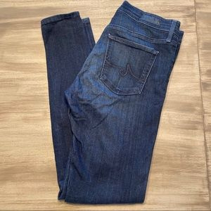AG High Rise Jeans